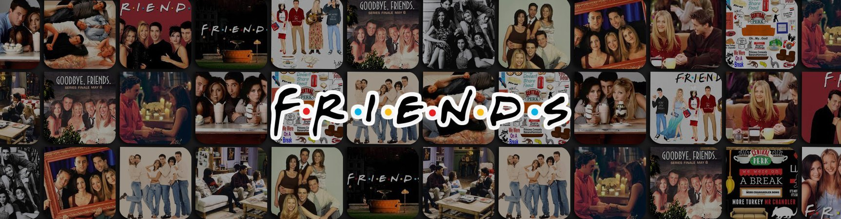 FRIENDS Collectibles