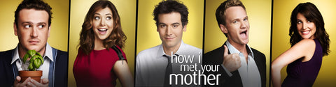 How I Met Your Mother Wall Clocks