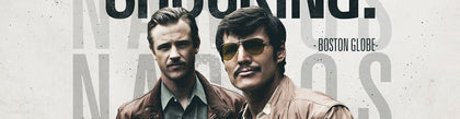 Narcos Banners
