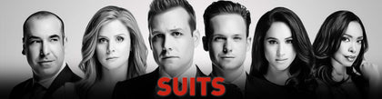 SUITS Gift Bags