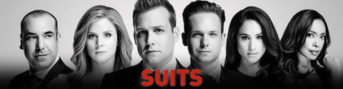 SUITS Bookmarks