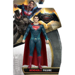 BATMAN VS SUPERMAN SUPERMAN BENDABLE ACTION FIGURE