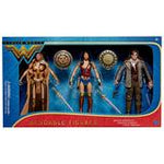 WONDER WOMAN (2017) MOVIE 3PC. BENDABLE FIGURE SET