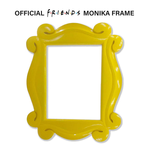 Friends TV Series Peephole Frame - As seen on Monica's Door
