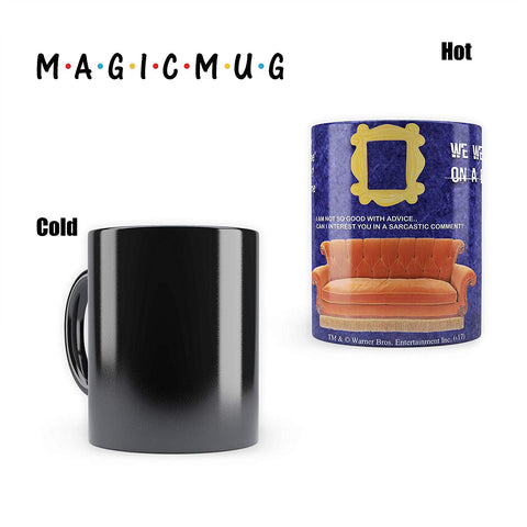 FRIENDS Sofa - Heat Sensitive Magic Mug