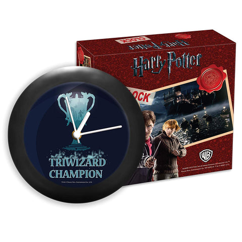 Harry Potter Triwizard Table Clock