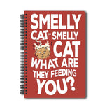 Friends TV Series Pack of 2 (Quotes + Smelly Cat) A5 Notebook