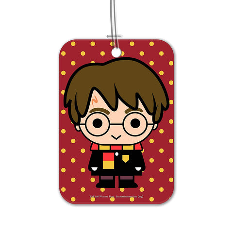 Harry Potter Chibi Luggage Bag/Suitcase Tag