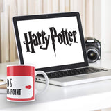 Harry Potter Wizards Only - Coffee Mug