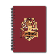 Harry Potter - Gryffindor No.1  A5 Notebook