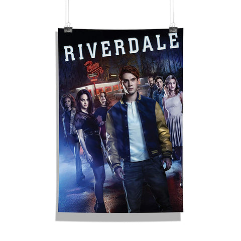 Riverdale All Cast Poster