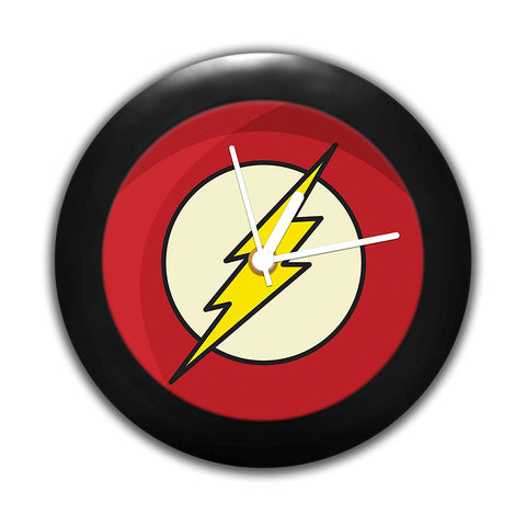 DC Comics Flash Table Clock