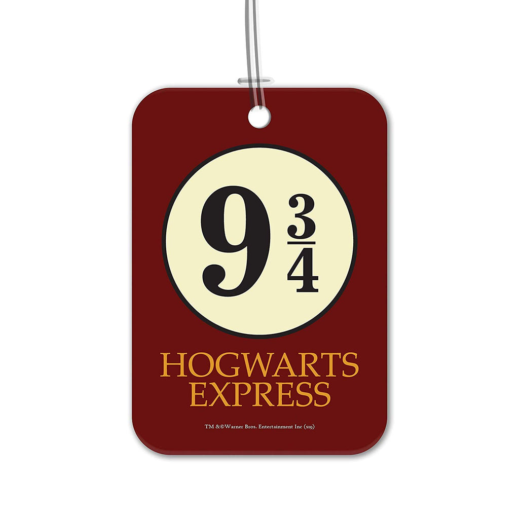 a5805dcac5fa Harry Potter Hogwarts 9 3/4 Luggage Bag Tag for Baggage Suitcases ...