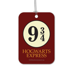 Harry Potter Hogwarts 9 3/4 Luggage Bag Tag for Baggage Suitcases