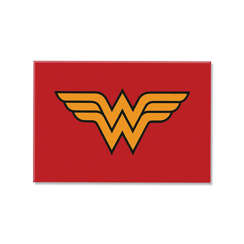 DC Comics Wonder Women Rectangular Fridge Magnet