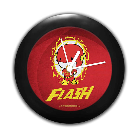 DC Comics Little Flash Table Clock