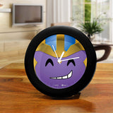 Marvel Thanos Faces Table Clock