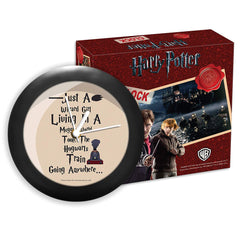 Harry Potter - Wizard Girl Table Clock
