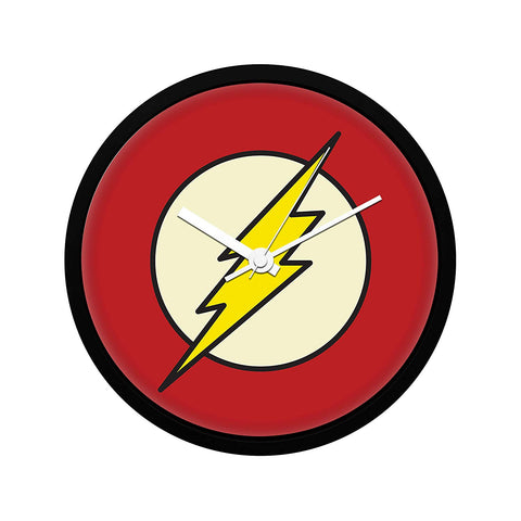 DC Comics Flash Wall Clock