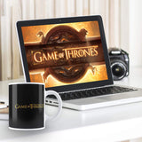 Redwolf Game of Thrones Mind Needs Book - Coffee Mug
