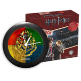 Harry Potter - House Crest Multicolour Table Clocks
