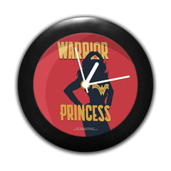 DC Comics -Warrior Princess Table Clock Gift Set Birthday Gift