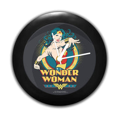 DC Comics -Wonder Women Comic 2 Table Clock Gift Set Birthday Gift