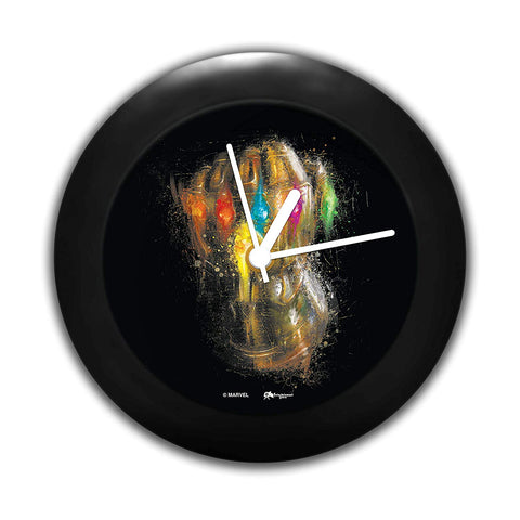 Marvel Thanos Infinity Table Clock