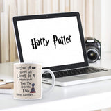 Harry Potter Wizard Girl - Coffee Mug