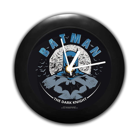 DC Comics Batman The Dark Knight Table Clock