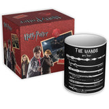 Harry Potter The Wands |  Heat Sensitive Mugs | Cool Coffee & Tea, Cup Drinkware Ceramic Mugs