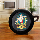 DC Comics Wonder Woman Table Clock