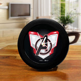 Marvel Avengers Logo Table Clock