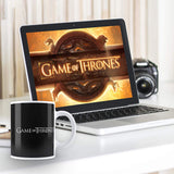 Game of Thrones Circular House  Coffee Mugs