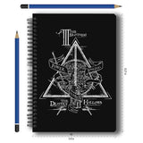 "Harry Potter "" - Triangle Notebook A5"