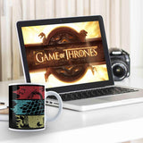 Game of Thrones Flag - Coffee Mug