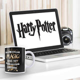 Harry Potter Use Magic Now - Coffee Mug
