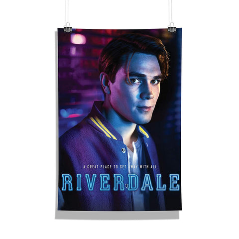 Riverdale Archie Andrews Poster