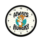 Tom and Jerry - Always Hungry Wall Clock New Design