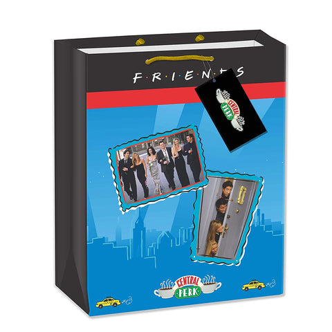 Friends TV Series Gift Bag 10 Pieces - Birthday Decor/Theme Party