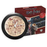 Harry Potter - Red Table Clock