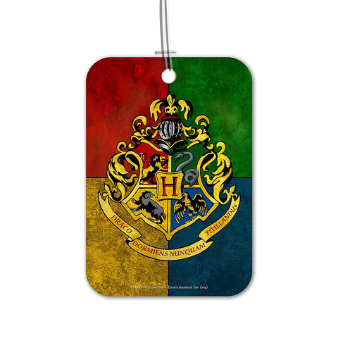 Harry Potter Hogwarts House Crest Luggage Bag/Suitcase Tag