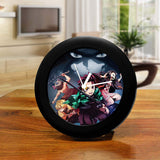 Demon Slayer/Kimetsu no Yaiba - Table Clock