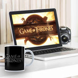 Redwolf Game of Thrones Jon Snow - Coffee Mug