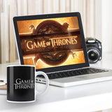 Redwolf Game of Thrones  I Drink and I Know Things - Coffee Mug