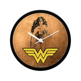 DC Comics Grunge Wonder Woman Wall Clock