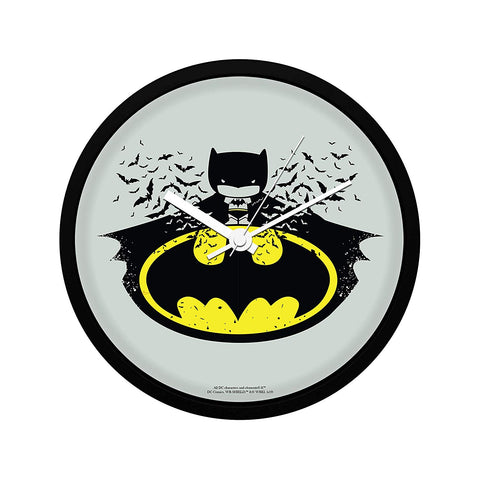 DC Comics Batman Chibbi Wall Clock
