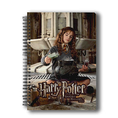 Harry Potter Hermonie [Flashback] A5 Size Notebook