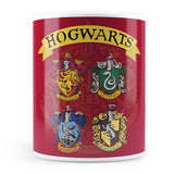 Harry Potter All Crest - Coffee Mug
