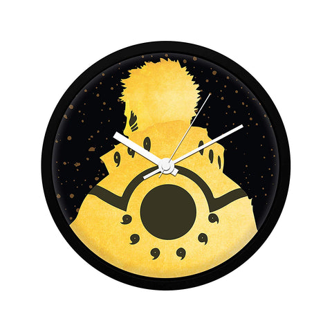 Naruto Bijuu Mode Wall Clock